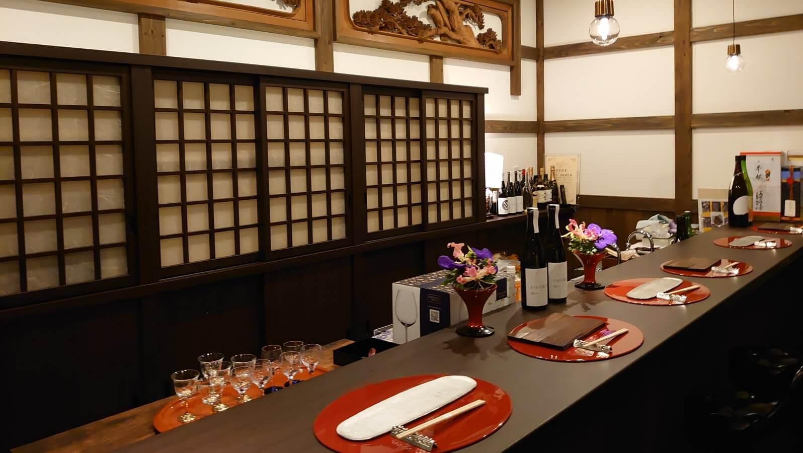 蔵スティ池森 日本酒バー